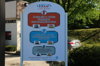 Velo Car Wash Unlimited Monthly Packages